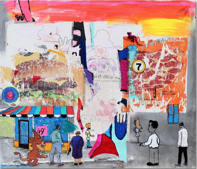 , 'Avenida Limboville,' 2019, 81 Leonard Gallery