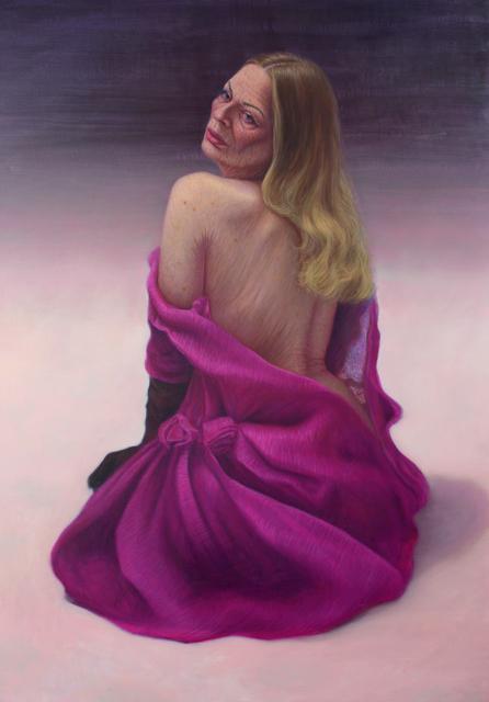 , 'Frozen,' 2015, Gallery at Zhou B Art Center