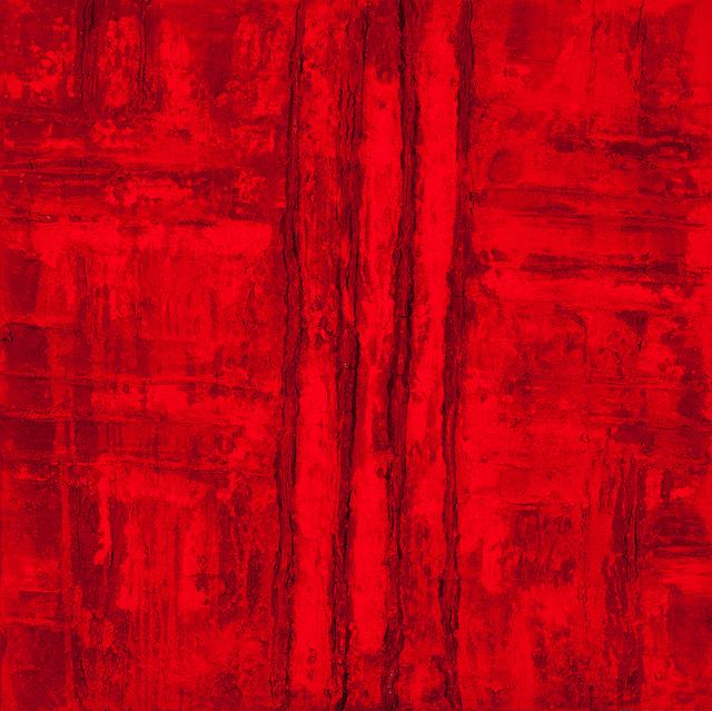, 'Eden Rosso,' 2013, UNIX Gallery