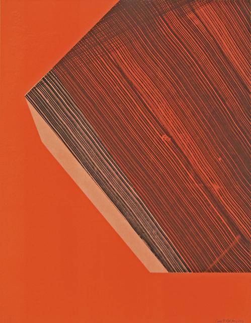 , 'Corner #2,' 2013, Manneken Press
