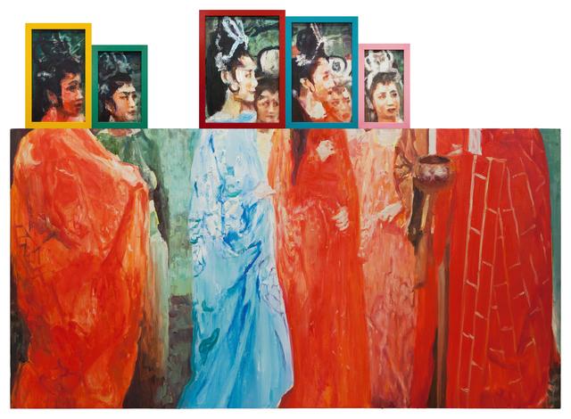 , 'Seven Women七个女人,' 2015, Leo Xu Projects