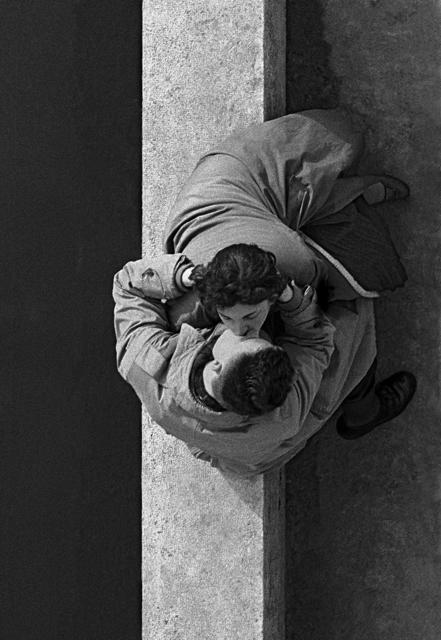 Frank Horvat, 'Quai du Louvre, Paris', 1955, Photography, Archival Lambda Photograph, Holden Luntz Gallery
