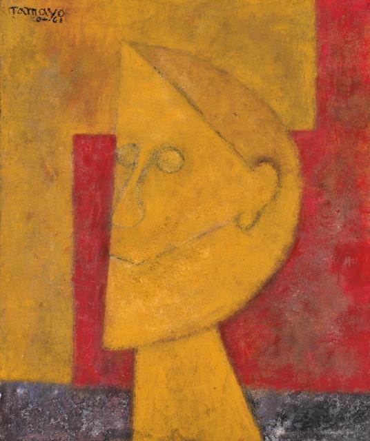 , 'Perfil (Profile),' 1961, Latin American Masters