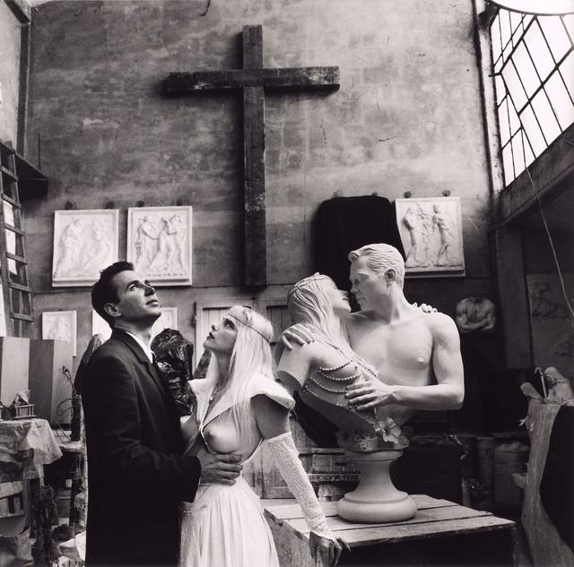 , 'Jeff Koons & Cicciolina, Italy,' 1991, Galerie Andrea Caratsch