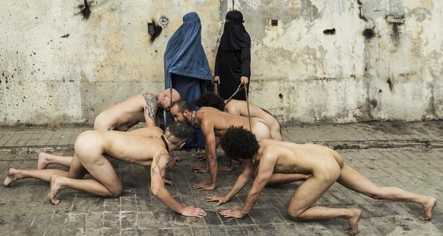 , 'Homo Quadrupeds Friends,' 2018, Postmasters Gallery
