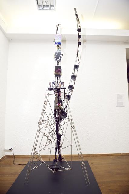 , 'Conus,' 2013, Laboratoria Art & Science Space