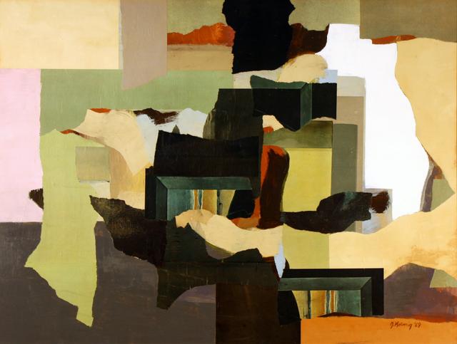 , 'Untitled,' 1969, Benjaman Gallery Group