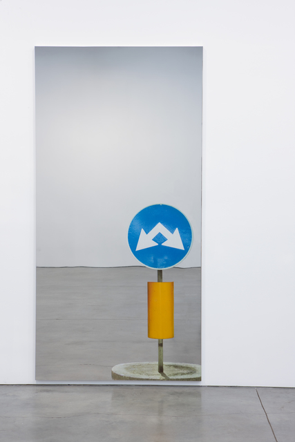 , 'Doppia direzione (Double direction),' 2008, Luhring Augustine