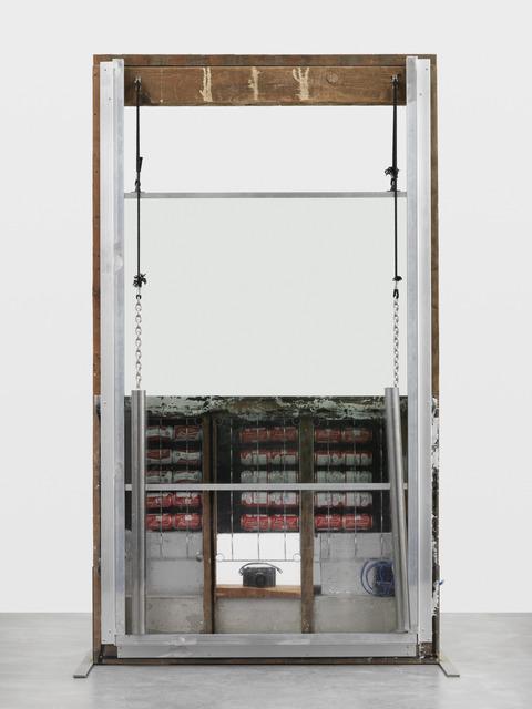 , 'WALK THROUGH WALLS (America),' 2017, Galerie Eva Presenhuber