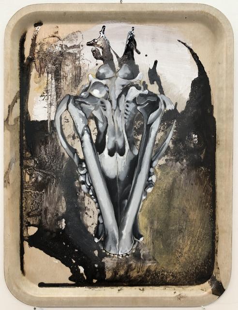 Sampsa Indrén, 'Head On A Plate V', 2018, SHIM Art Network