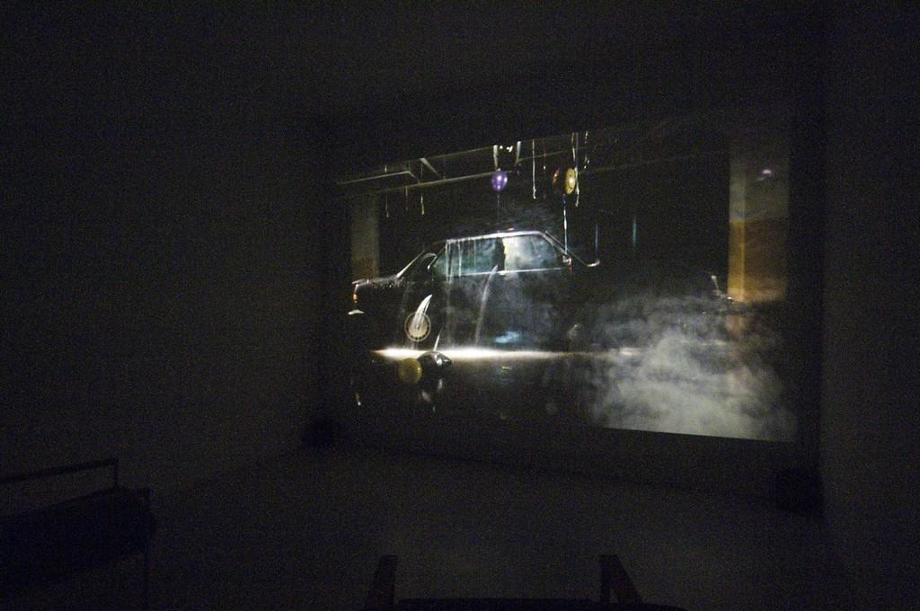 patrick bernatchez, chrysalide-empereur, 35 mm film, 10:00 min, 2008