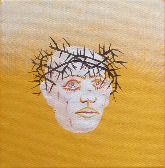 , 'Small Christ 1,' 2010, Anaid Art