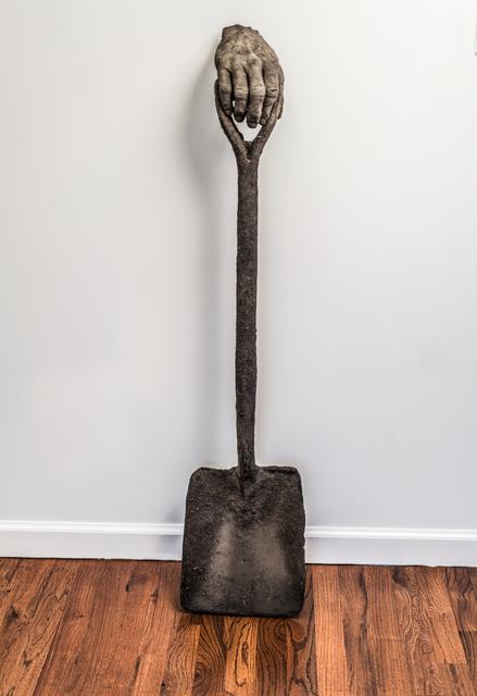, 'Shovel,' ca. 2018, Sara Nightingale Gallery