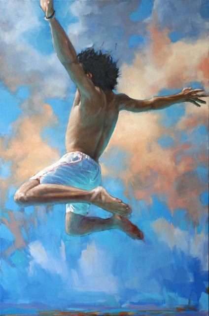 Carol O'Malia, 'Find Myself Some Wings', 2017, Julie Nester Gallery