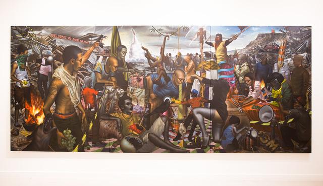 Leslie de Chavez, 'Detritus', 2012-2013, Singapore Art Museum (SAM)