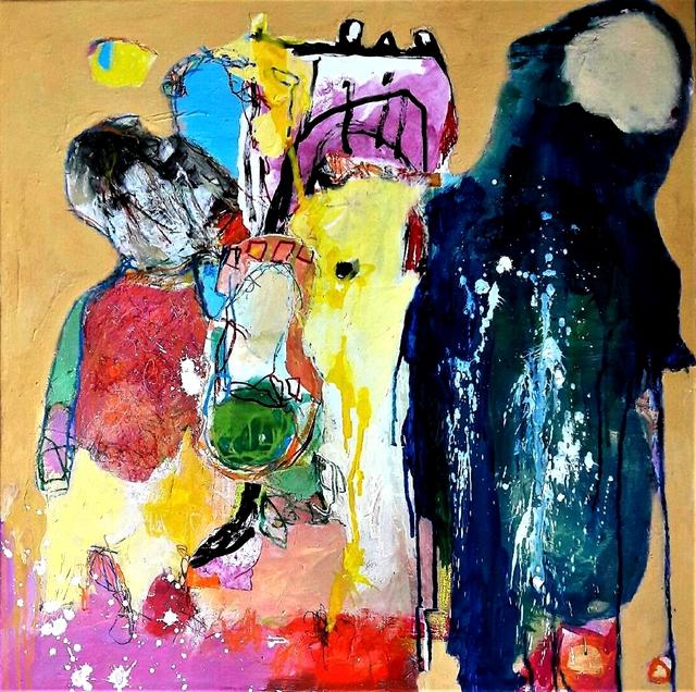 Ronnie Némorin, 'Au delà des apparences', 2018, Poulpik Gallery