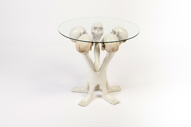 , 'Mesa vanitas (All Is Vanity Table),' 2014, M+B