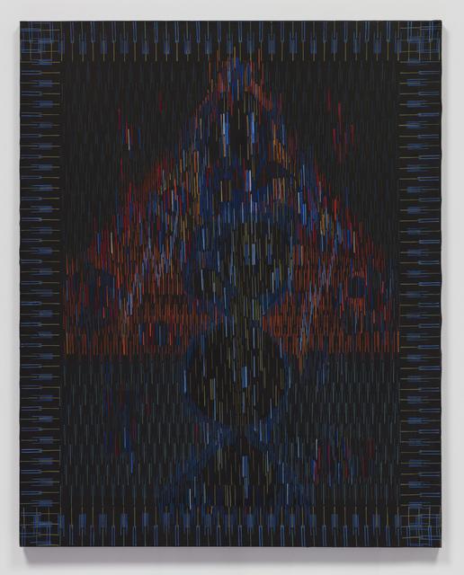 , 'Kachina Guardian ,' 1978, James Cohan