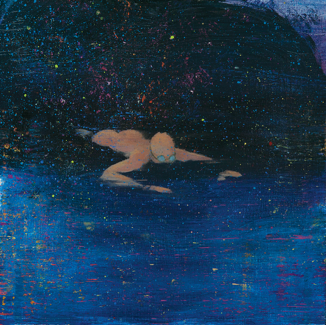 , 'Night Swim,' , Dowling Walsh