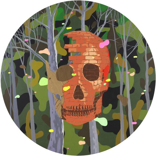 , 'Caveira [Skull],' 2011, Zipper Galeria