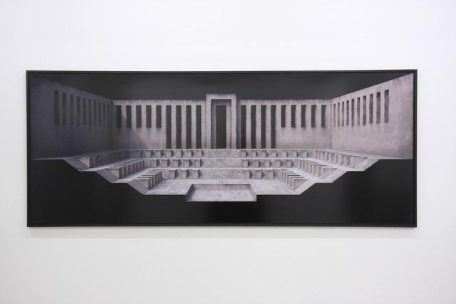 , 'Memento Mori II,' 2012, Galerie Van de Weghe