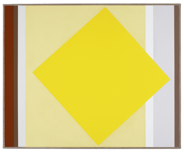 , 'Two Yellows,' 2011, Liverpool Street Gallery