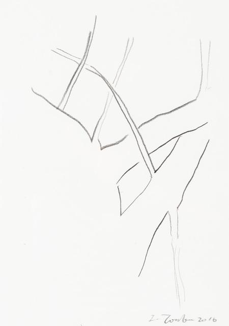 , 'Paper Branch 2,' 2016, Yiri Arts