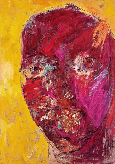 , 'Boy,' 2012, Anna Laudel