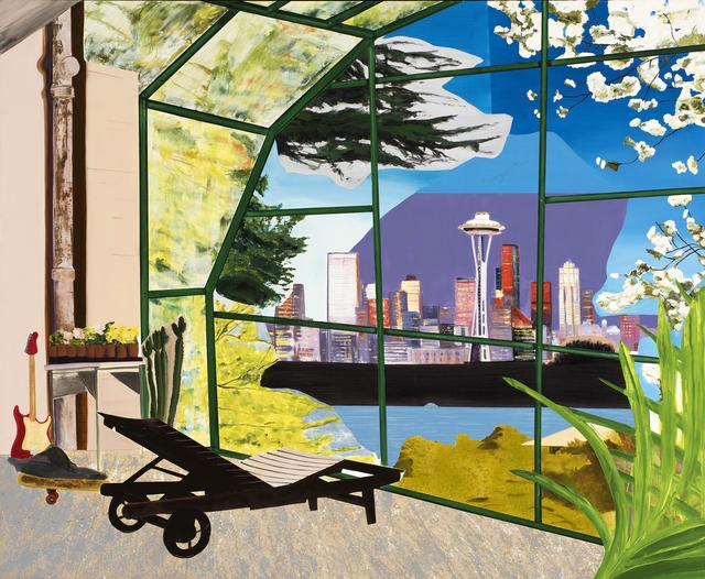 , 'Kurt Cobain's Greenhouse,' 2000, Saatchi Gallery