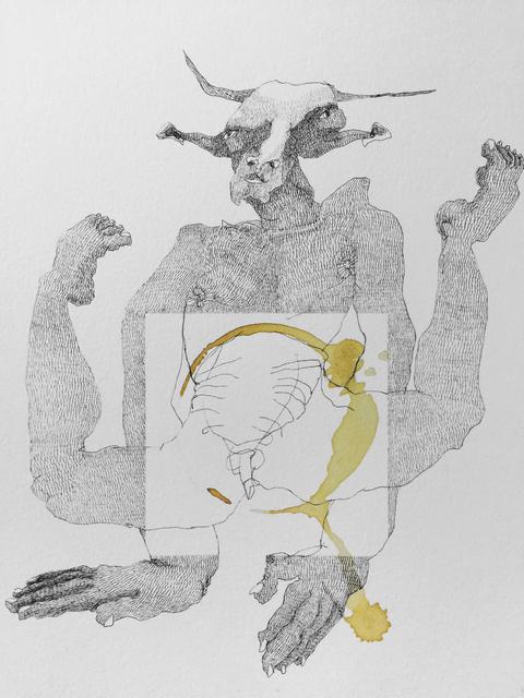 , 'Ecstasy - Ekstaz,' 2017, Anna Laudel