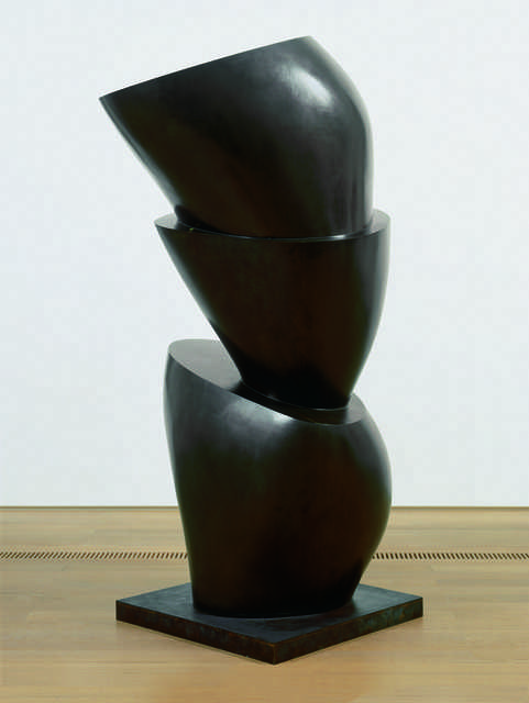 Hans Arp, 'Schalenbaum (Coupes superposées) (Tree of Bowls)', 1960, Sculpture, Bronze, Fondation Beyeler