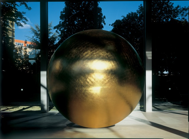 , 'The Monument to Language,' 2005, Fondation Cartier pour l'art contemporain