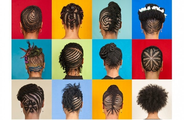 , 'Hair Craft Project,' 2014, Goya Contemporary/Goya-Girl Press