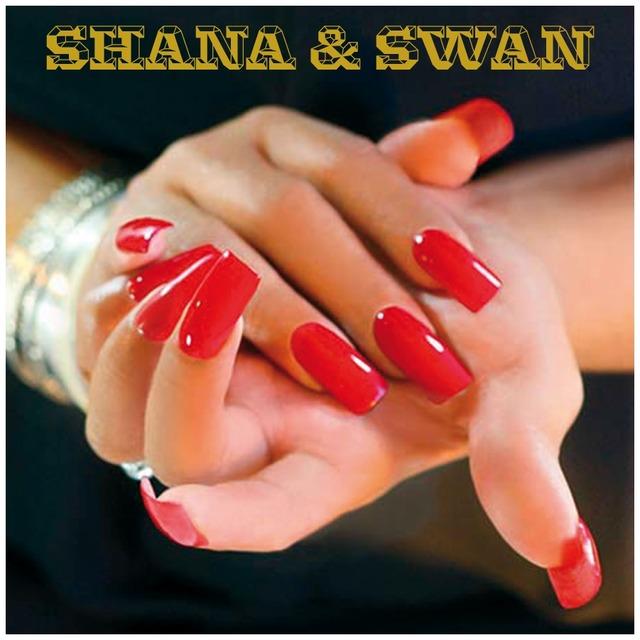 , 'Shana & Swan,' 2014, adhoc