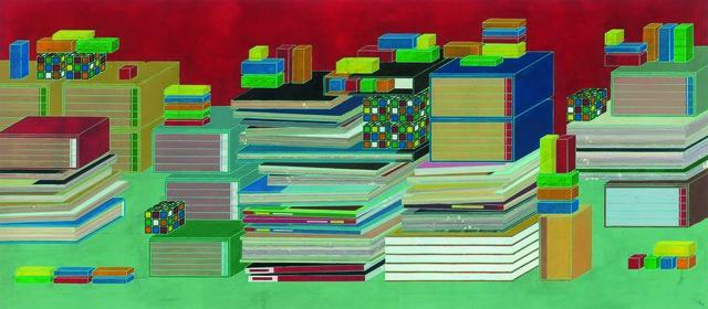 , '十里远 10 Miles Away ,' 2016, Amy Li Gallery