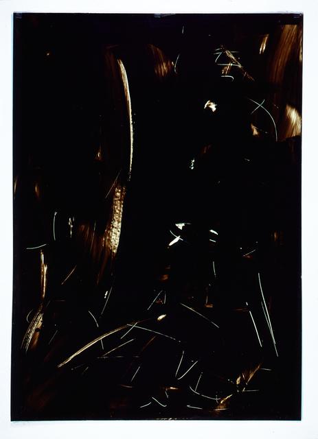 Imi Knoebel, 'Ohne Titel -  Folienzeichnung Nr. 91', 1990, Galerie Fahnemann