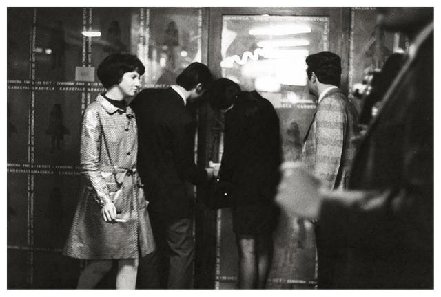 , 'El encierro (Confinement) #3,' 1968, espaivisor - Galería Visor