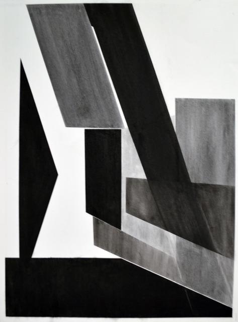 Kathleen Hammett, '08-17', 2017, The Bonfoey Gallery