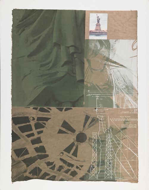 Robert Rauschenberg, 'Statue of Liberty', 1983, Rago