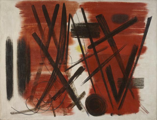 , 'T1949-4 ,' 1949, Galerie Pascal Lansberg