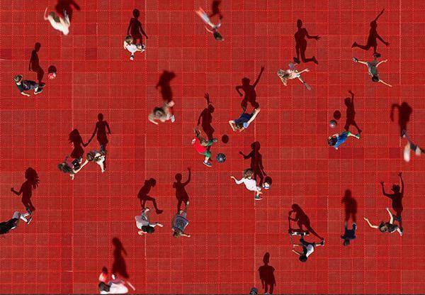, 'Homo Ludens 8 ,' , Bau-Xi Gallery