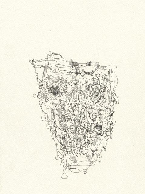 , ' Skull Bones, Past Life Experiences,' 2017, AFA Gallery