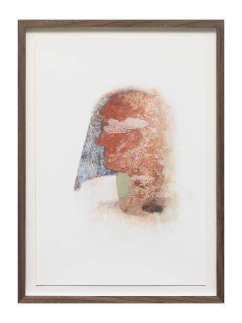 , 'Marble Drawing,' 2015, DITTRICH & SCHLECHTRIEM