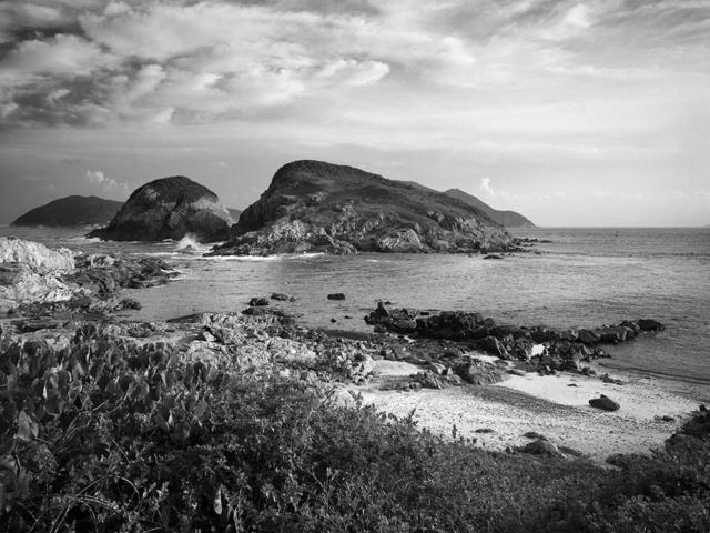 , 'Marine Preserve Wire Institute of Marine Science Cape D'Aguilar, Hong Kong,' 2011, Pékin Fine Arts