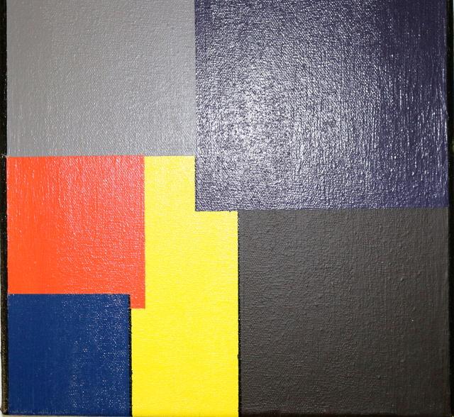 , 'Untitled (9 Squares) 17010,' 2017, Robert Kananaj Gallery