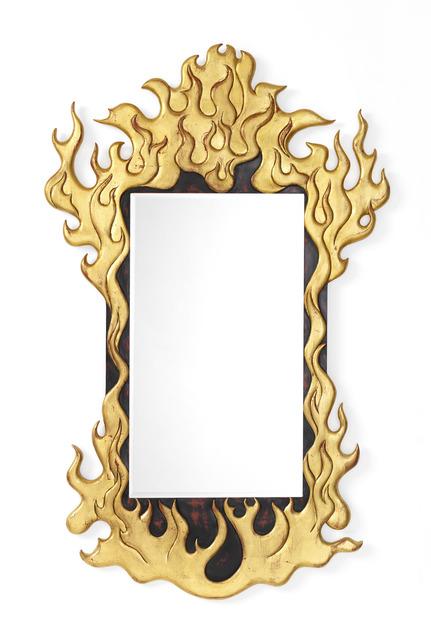 , 'Flaming Mirror,' 2004, Gallery NAGA