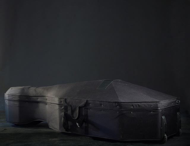 , 'Double Bass Case,' 2012, Willas Contemporary
