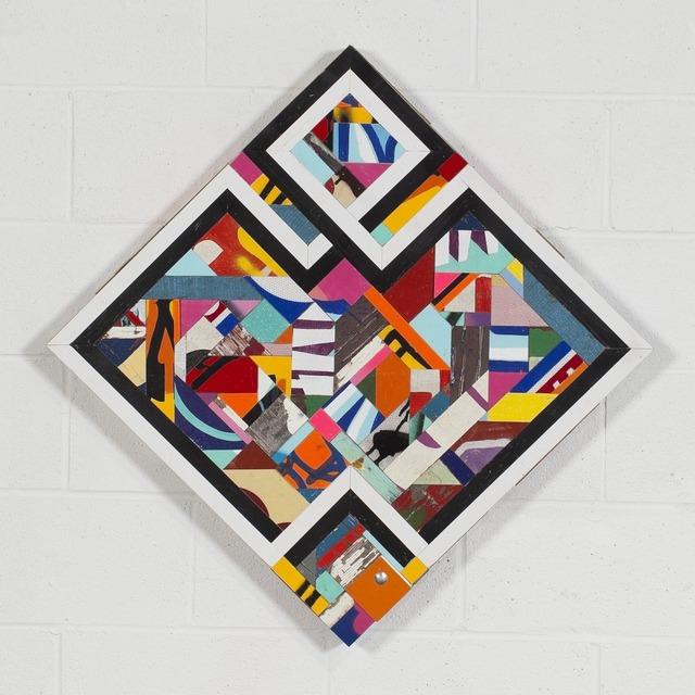 , '8138 Fenkell,' 2013, Jonathan LeVine Projects