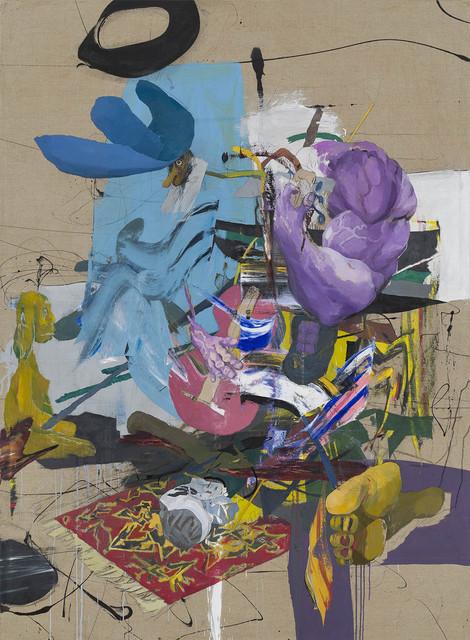 , 'Dutch Master and model,' 2017, carlier   gebauer