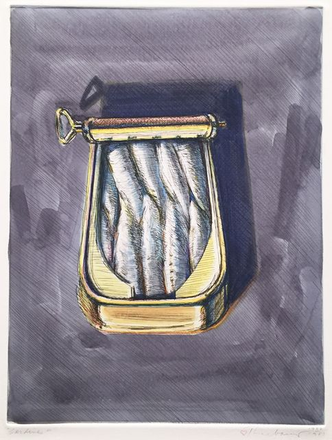 , 'Sardines,' 1982/1987, Allan Stone Projects
